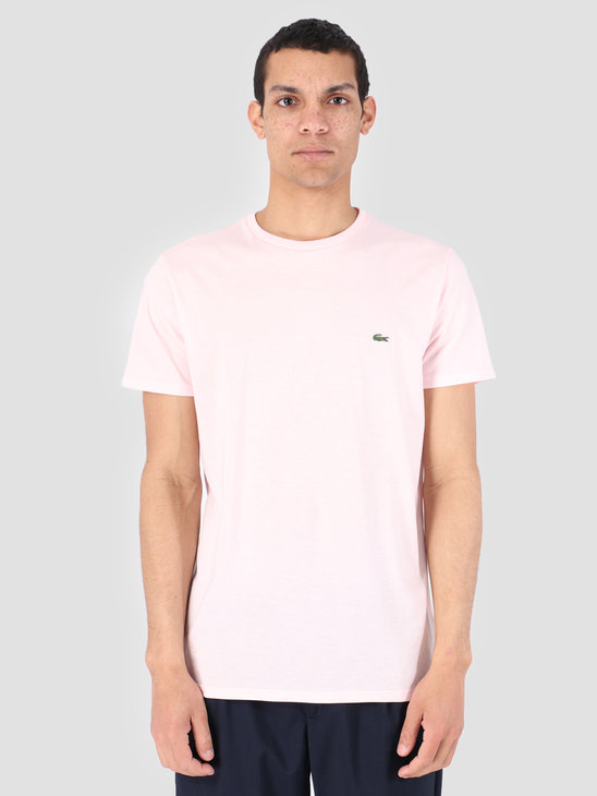 Lacoste 1Ht1 Men'S T-Shirt 011 Flamingo Th6709-91