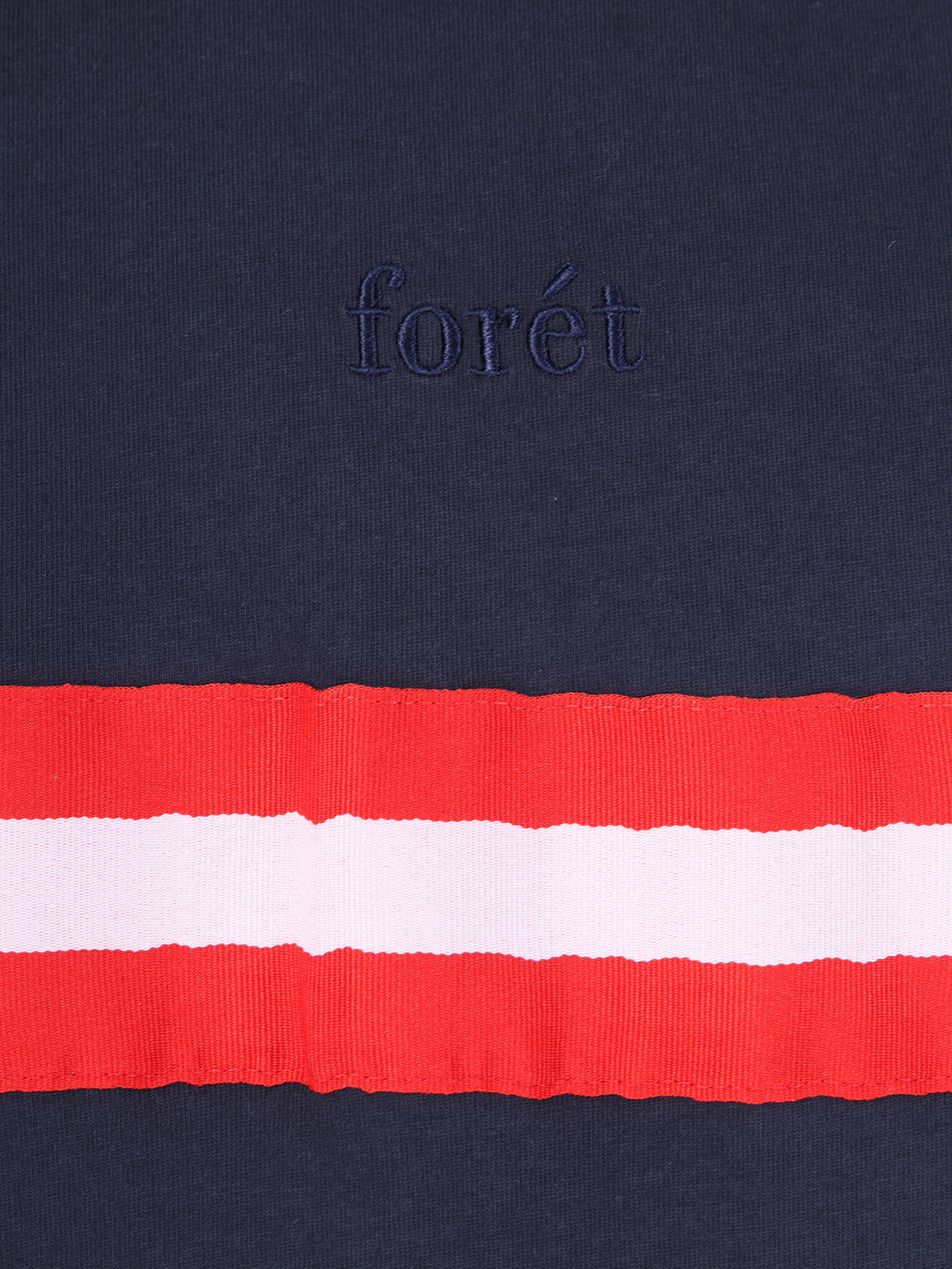 Foret Foret Eagle T-Shirt Midnight Blue F153