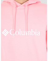 Columbia Columbia CSC Basic Logo II Hoodie Rosewater 1681661685