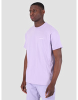 Carhartt WIP Carhartt WIP Short Sleeve Script Embroidery T-Shirt Soft Lavender White 61091000