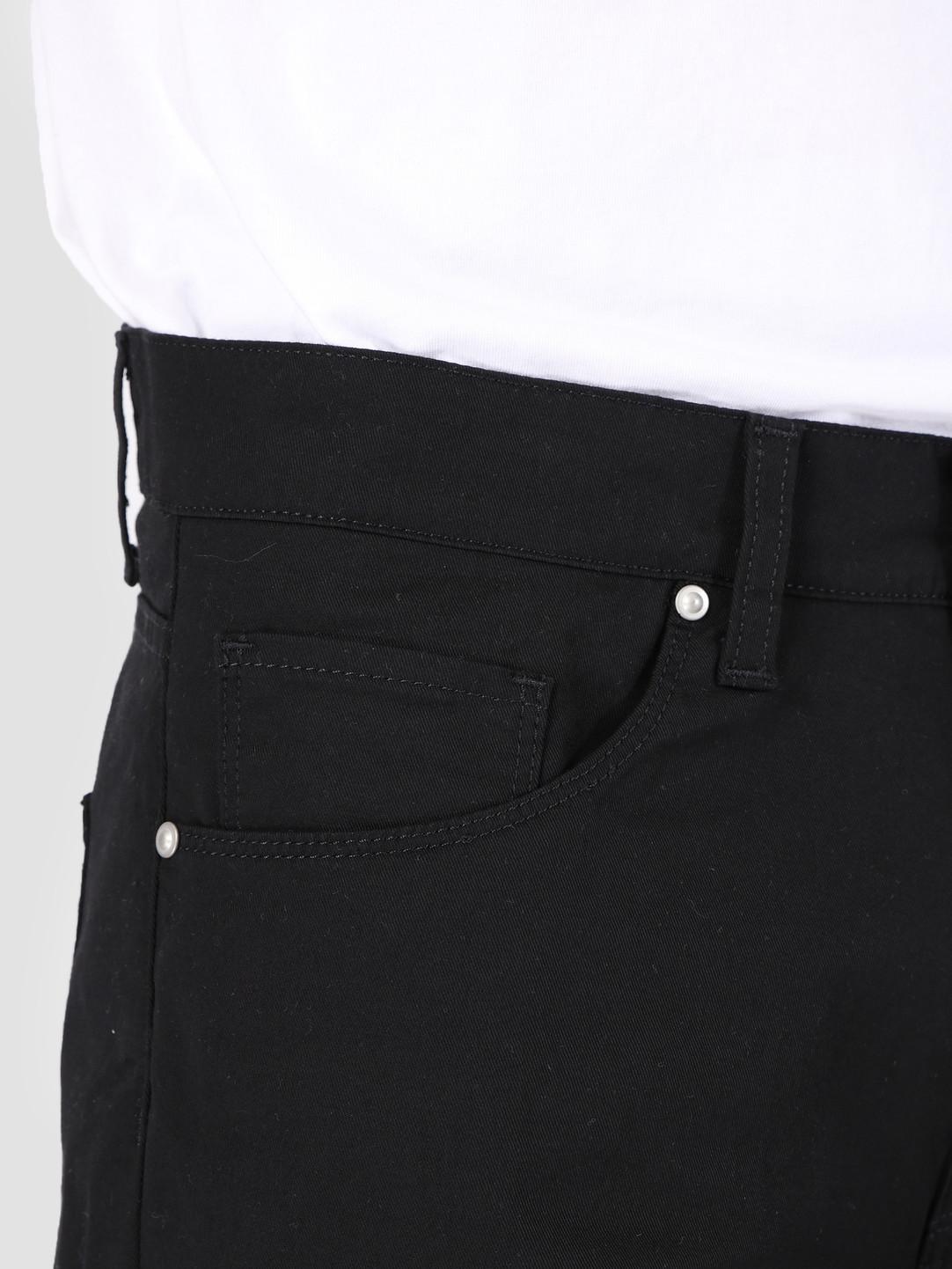 Carhartt WIP Carhartt WIP Swell Short Rinsed Black I012292-8902