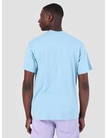 Carhartt WIP Carhartt WIP Short Sleeve Script Embroidery T-Shirt Capri White 61091000
