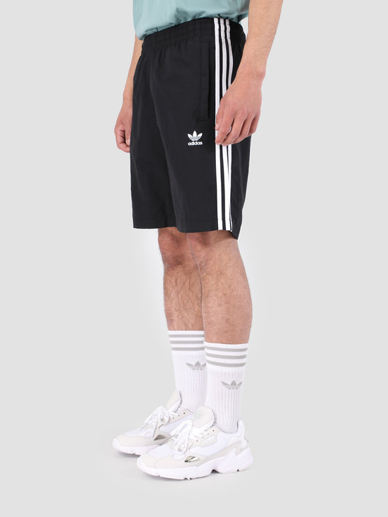adidas 3-Stripes Swim Black Cw1305
