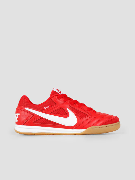Nike SB Gato University Red White-Gum Light Brown AT4607-600