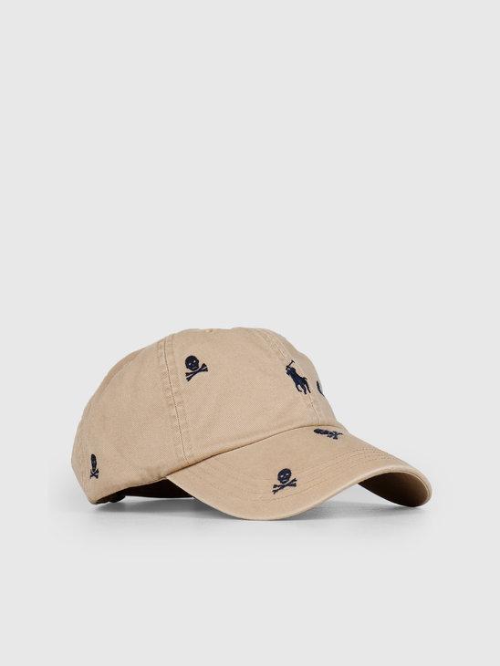 Polo Ralph Lauren Classic Sport Cap Tan 710667709039