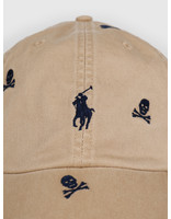 Polo Ralph Lauren Polo Ralph Lauren Classic Sport Cap Tan 710667709039