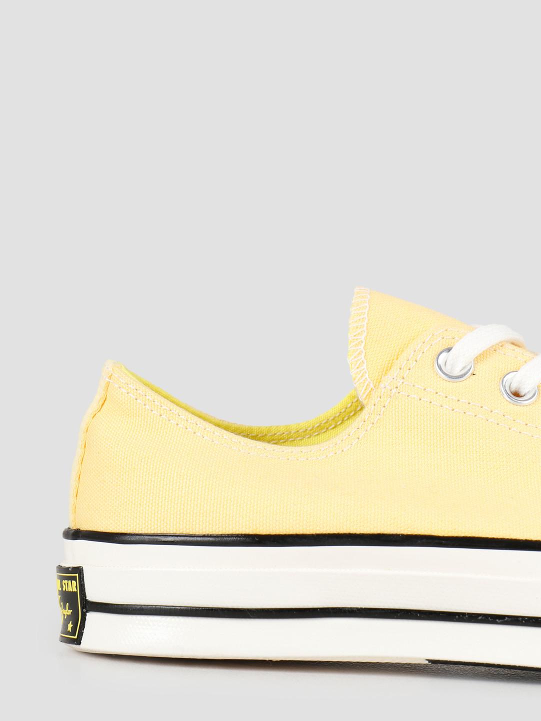 Converse Converse Chuck 70 Ox Butter Yellow Fresh Yellow 164214C