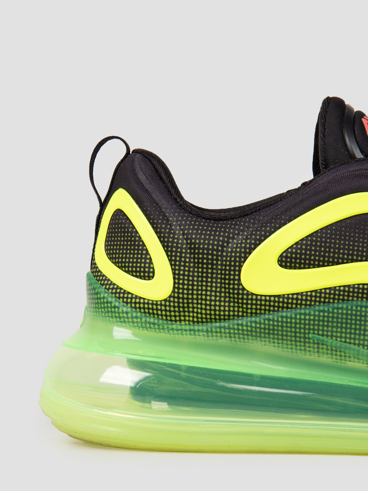 Nike Nike Air Max 720 Black Bright Crimson Volt AO2924-008