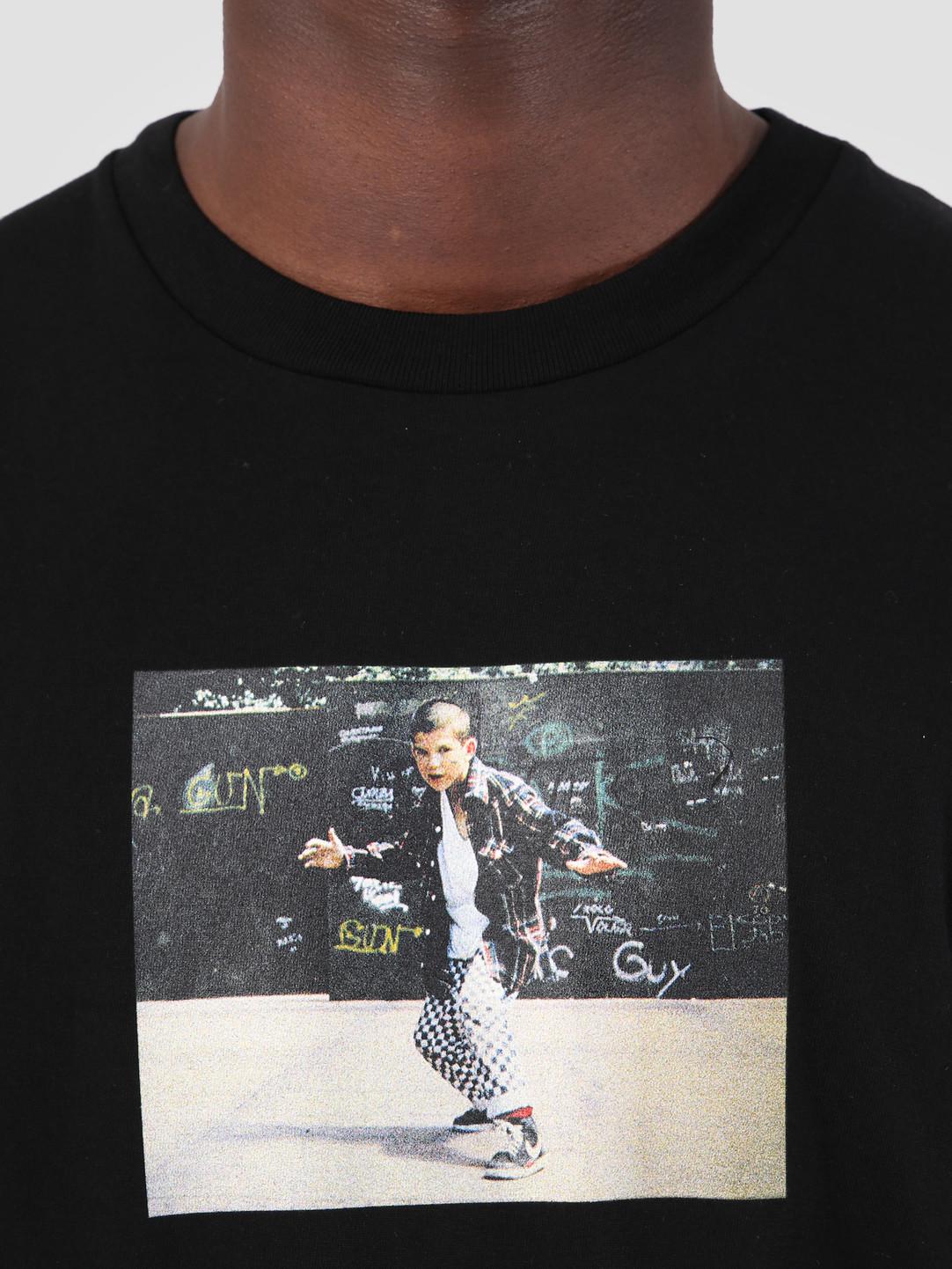Carhartt WIP Carhartt WIP x FRESHCOTTON City Kid Short Sleeve Black I028085