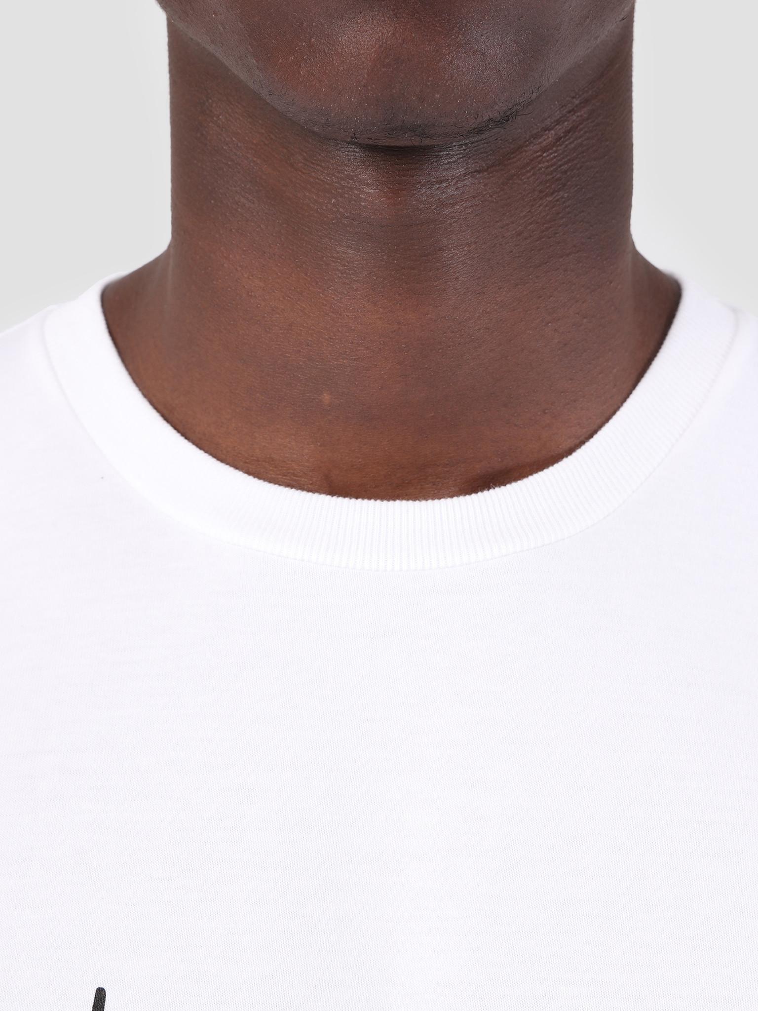 Carhartt WIP Carhartt WIP x FRESHCOTTON Dr. Rat Longsleeve White Gold I028084
