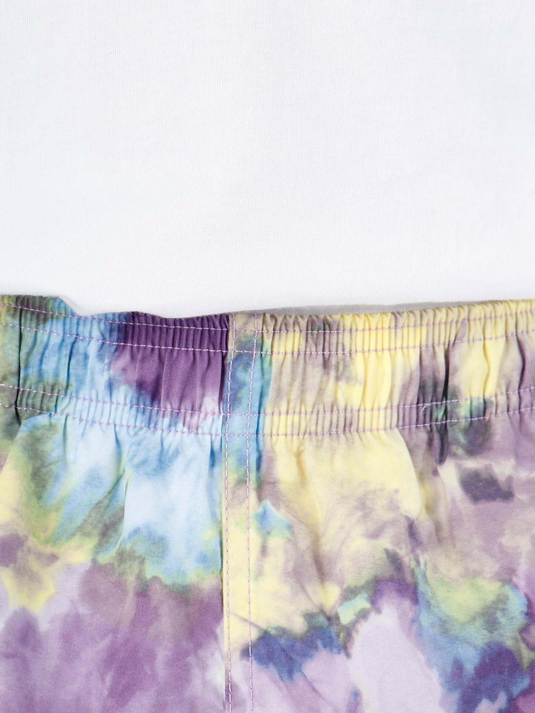 Stussy Stussy Tie Dye Water Short Multi 1408
