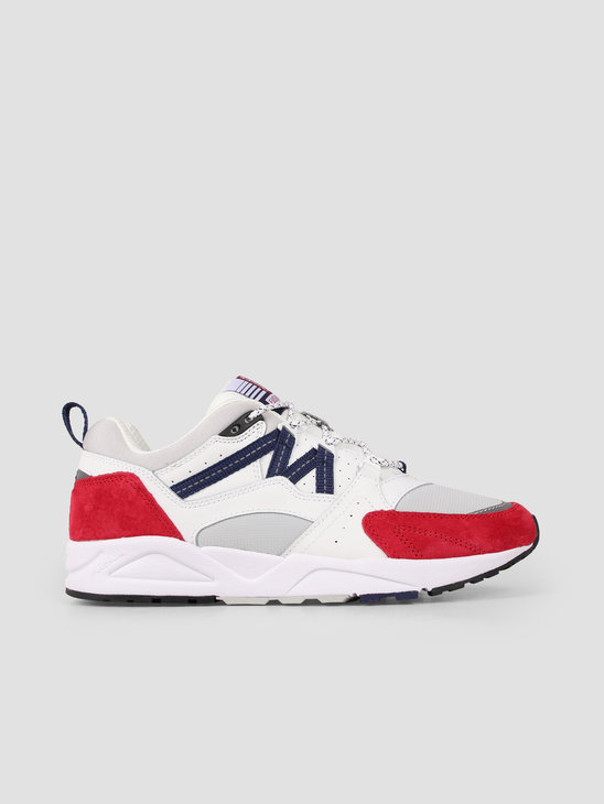 Karhu Fusion 2.0 Bright White Barbados Cherry F804054
