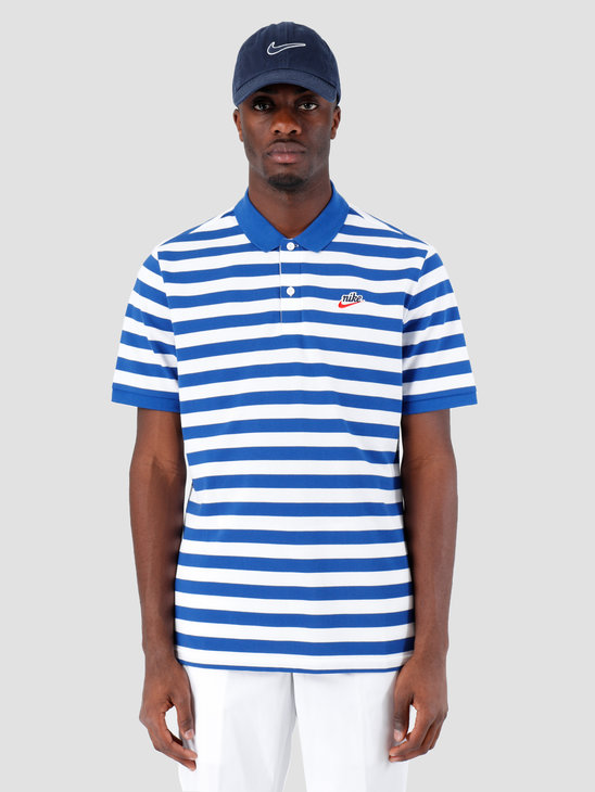 Nike Script Polo Indigo Force BQ9074-438