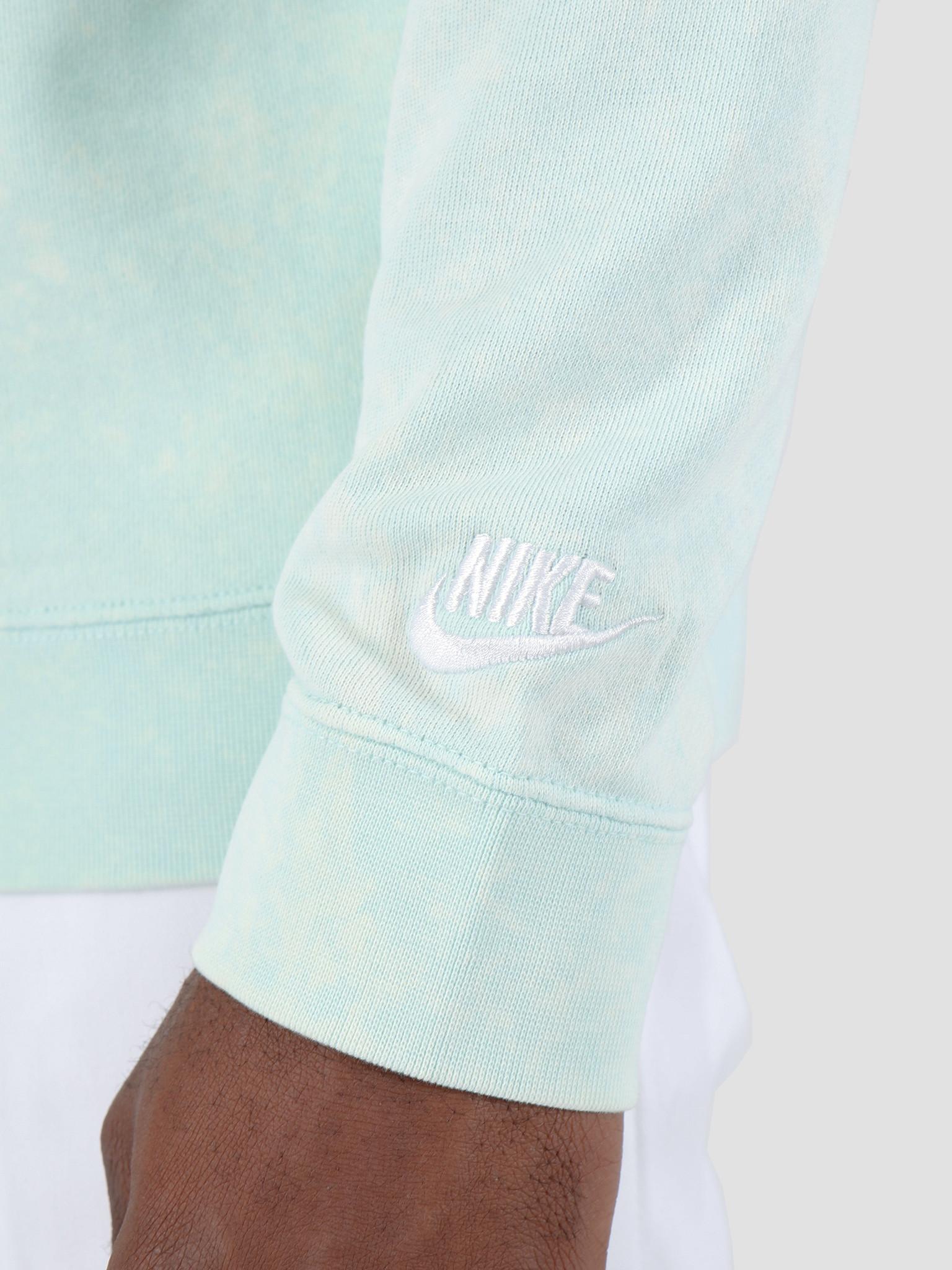 Nike Nike Nsw Ce Crewneck Ft Wash Igloo Summit White AR2929-357
