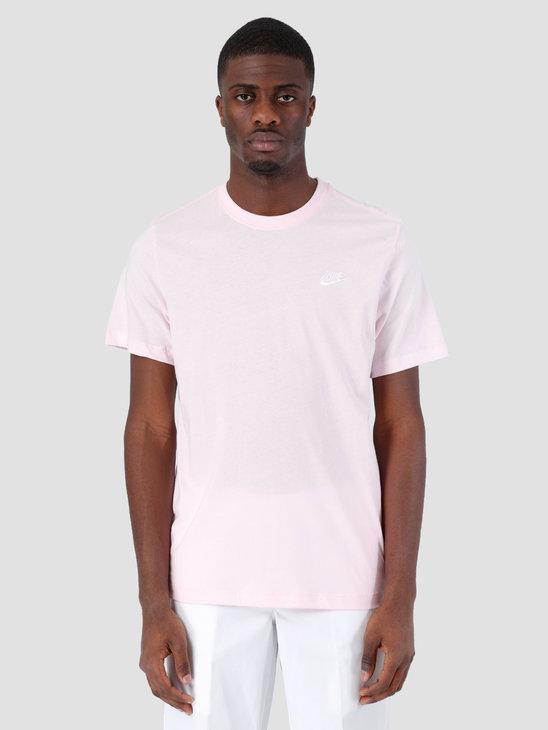 Nike Sportswear T-Shirt Pink Foam White White AR4997-663