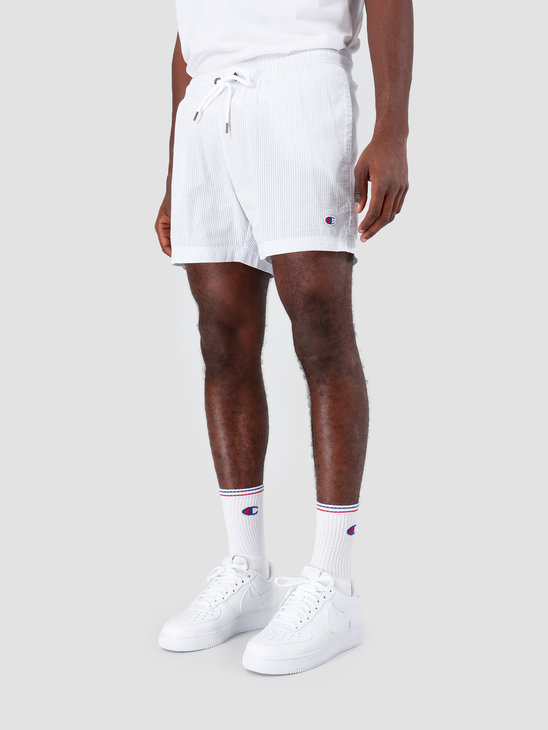 Champion Beachshort CASH WHT 213390
