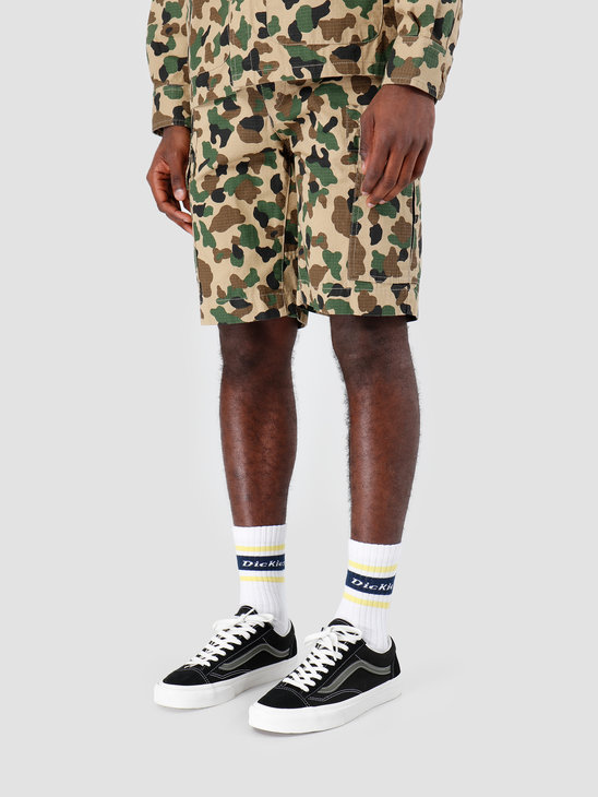 Dickies New York Short Short Duck Camo 01 220065-DCF