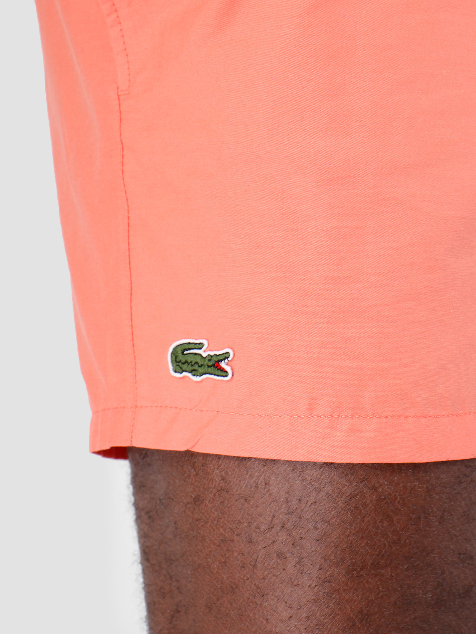 Lacoste Lacoste 1Hm1 Men'S Swimming Trunks 01 Dianthus Aquarium Mh7092-91