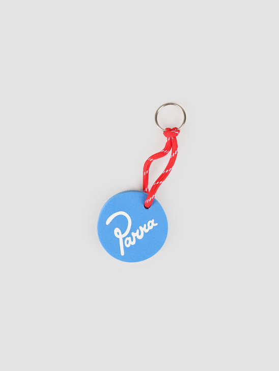 By Parra Floaty Keychain Signature Blue 42600