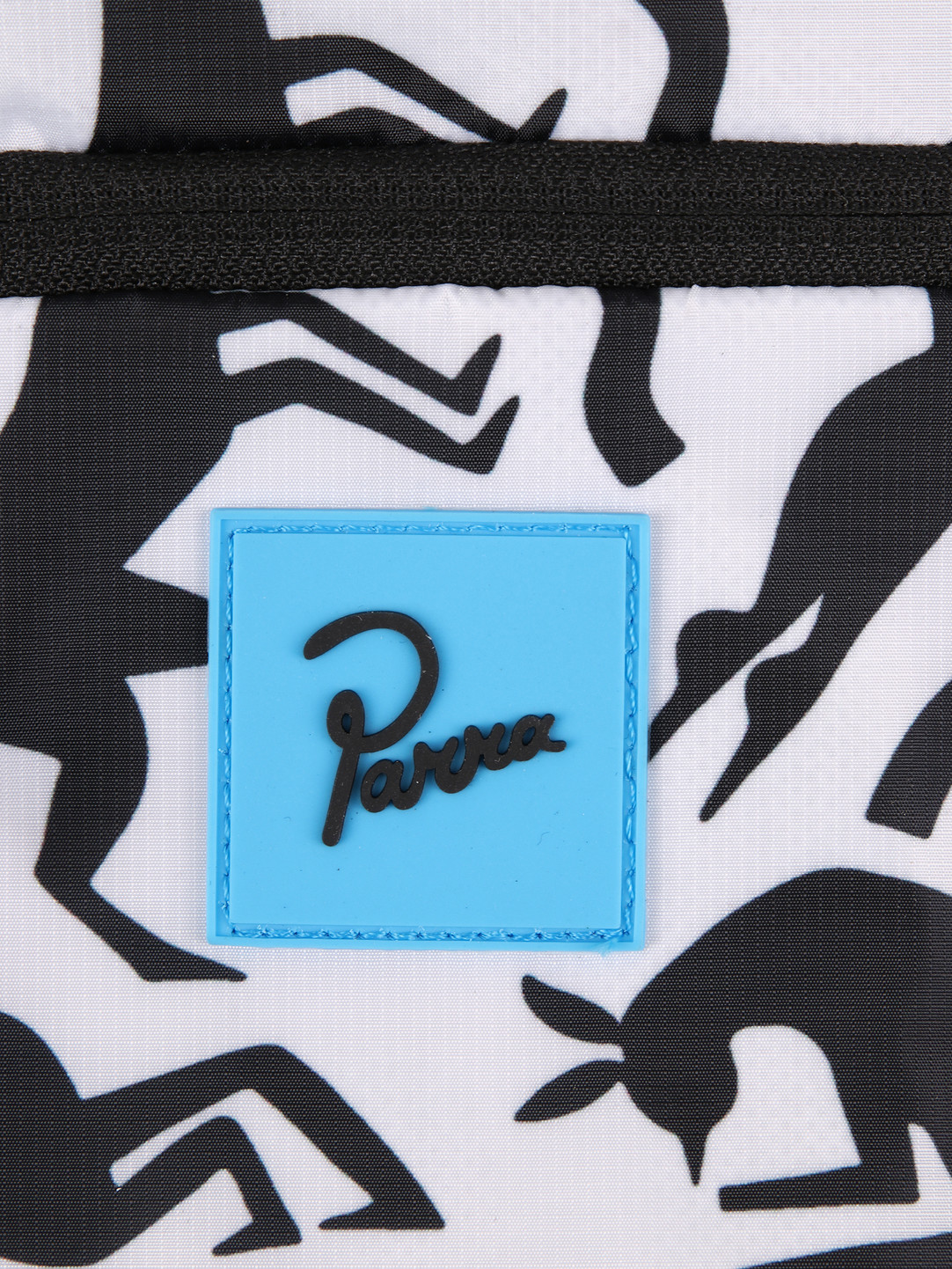 By Parra By Parra Pouch Workout Woman Horse White 42610