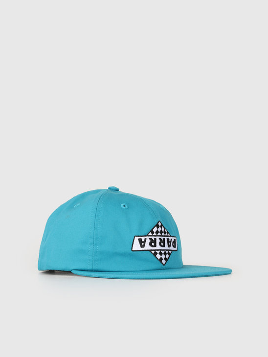 By Parra 6 Panel Hat Not Racing Mallard Green 42580