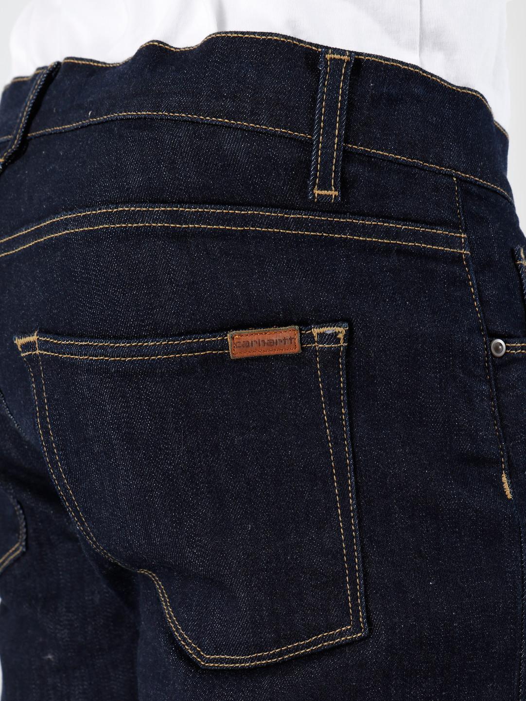 Carhartt WIP Carhartt WIP Swell Short One Wash Blue I023027-012Y