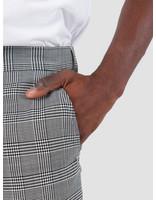 Carhartt WIP Carhartt WIP Johnson Pant Rigid Glencheck Black White I023003