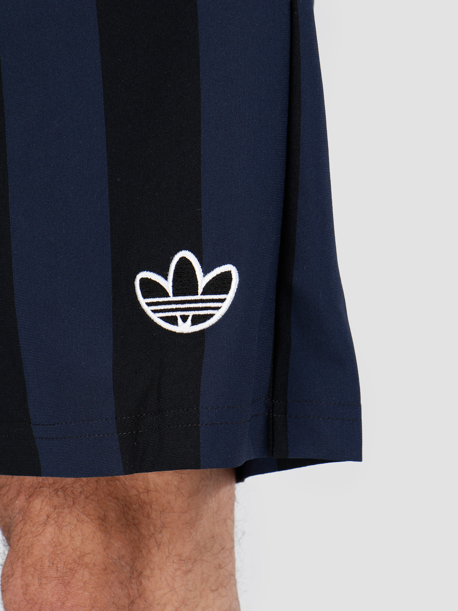 adidas adidas Ed Stripe Short Black DU8418