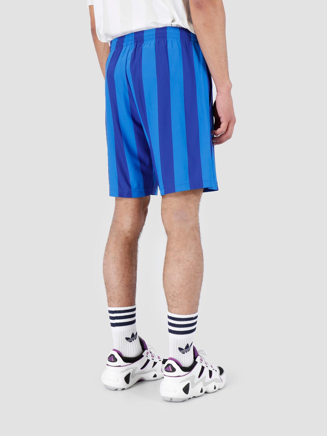 adidas adidas Ed Stripe Short Blue DU8419