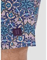 Les Deux Les Deux Psycadelic Swimshorts Purple LDM540007