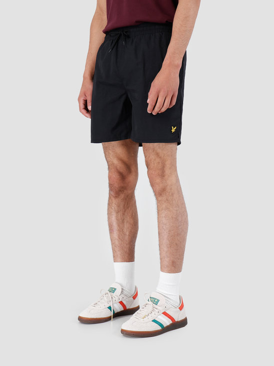 Lyle and Scott Plain Swim Short 572 True Black SH806V