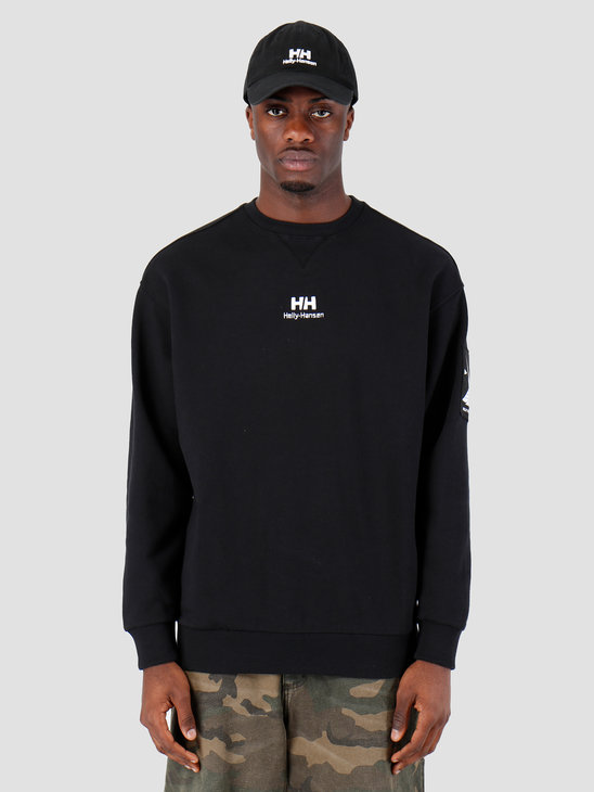 Helly Hansen HH Urban Sweat 2.0 990 Black 29847990