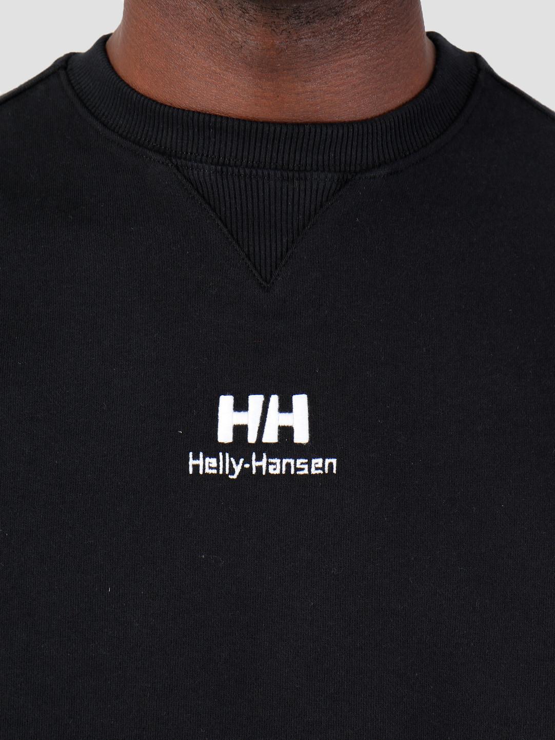 Helly Hansen Helly Hansen HH Urban Sweat 2.0 990 Black 29847990