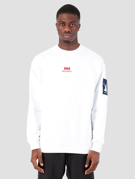 Helly Hansen HH Urban Sweat 2.0 001 White 29847001