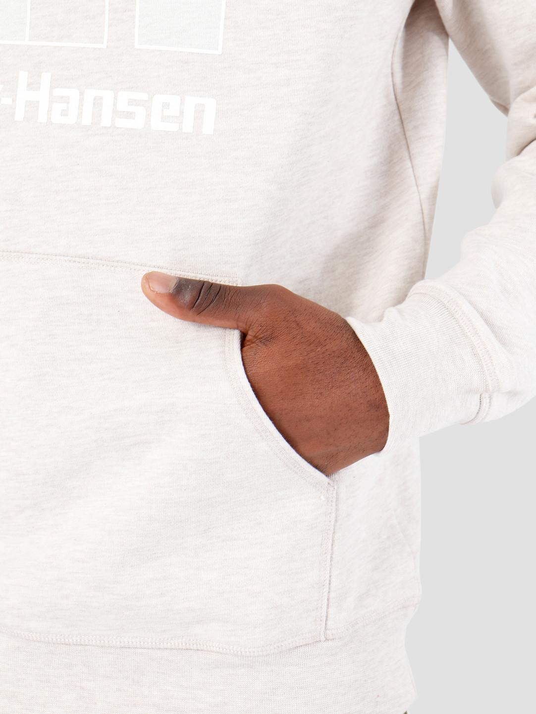 Helly Hansen Helly Hansen HH Heritage Hoodie 946 Oatmeal Melange 53292946