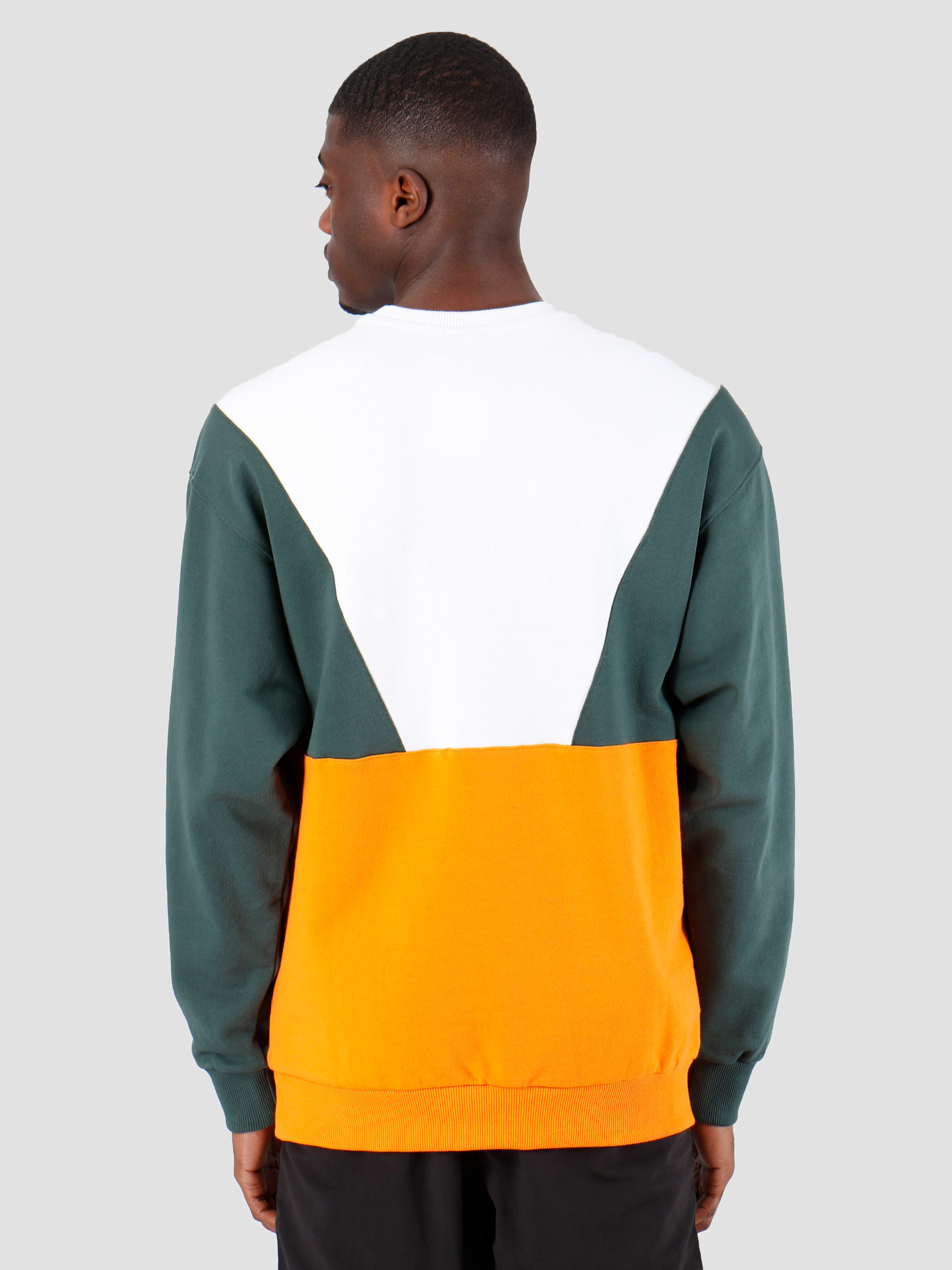 Helly Hansen Helly Hansen HH Urban Retro Sweat 205 Orange Peel 29849205