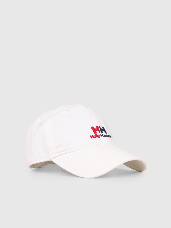 Helly Hansen HH Urban Dad Cap 001 White 29668001