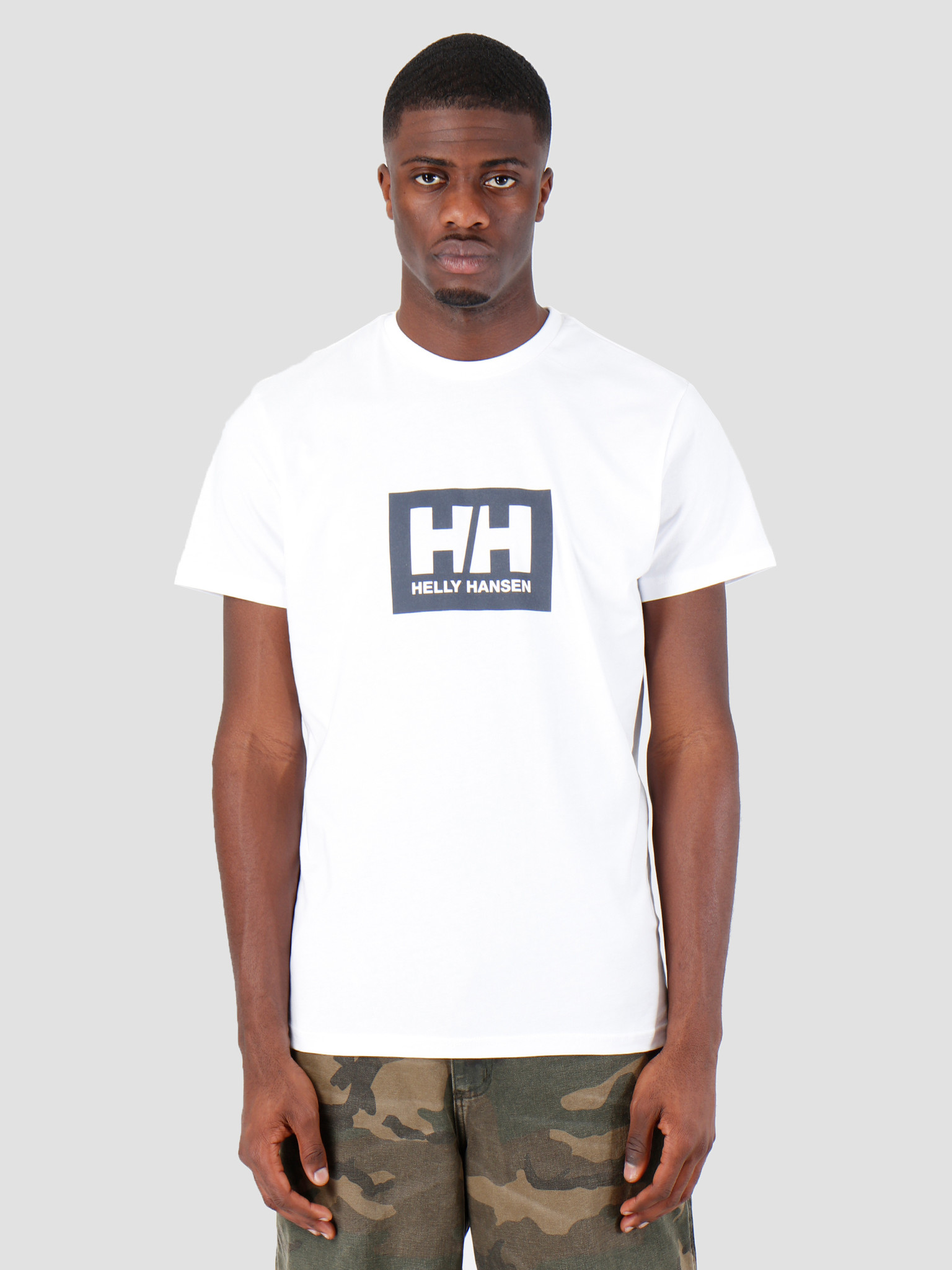 Helly Hansen Helly Hansen Tokyo T-Shirt 001 White 53285001