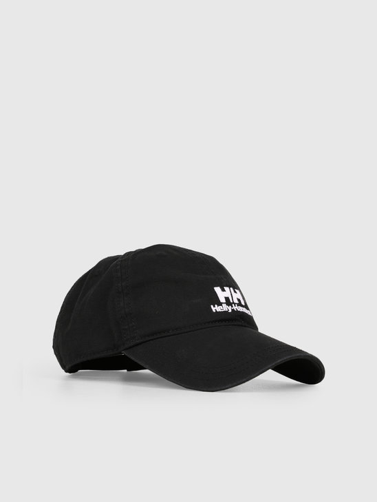 Helly Hansen HH Urban Dad Cap 990 Black 29668990