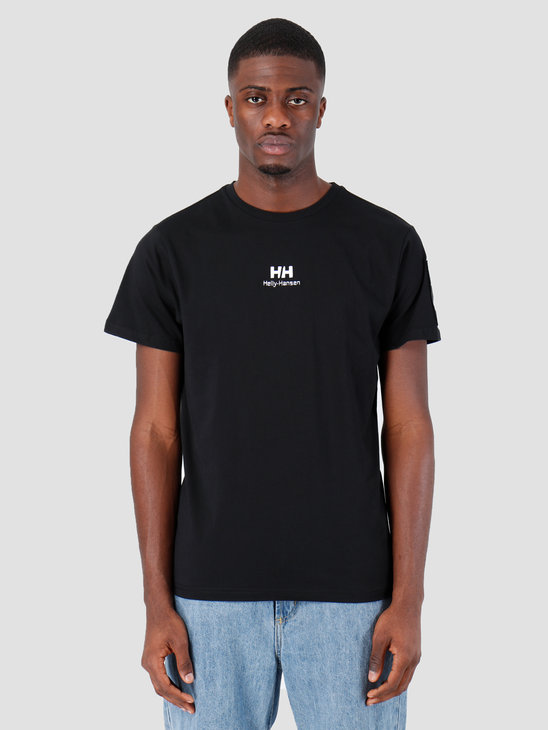 Helly Hansen HH Urban T-Shirt 2.0 990 Black 29851990