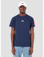 Helly Hansen Helly Hansen HH Urban T-Shirt 2.0 689 Evening Blue 29851689