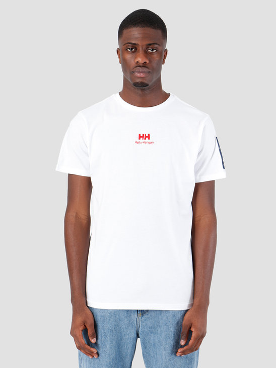 Helly Hansen HH Urban T-Shirt 2.0 001 White 29851001