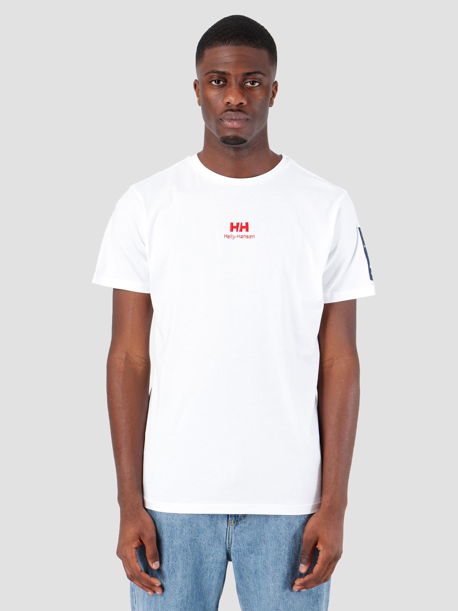 Helly Hansen Helly Hansen HH Urban T-Shirt 2.0 001 White 29851001
