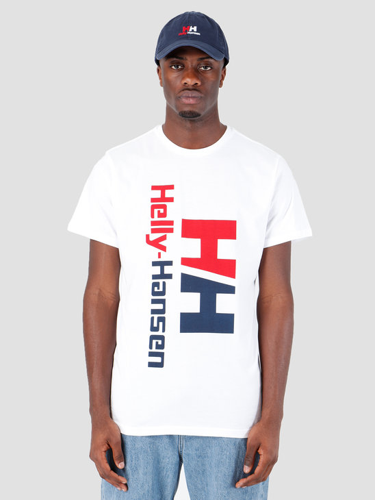 Helly Hansen HH Retro T-Shirt 001 White 29662001