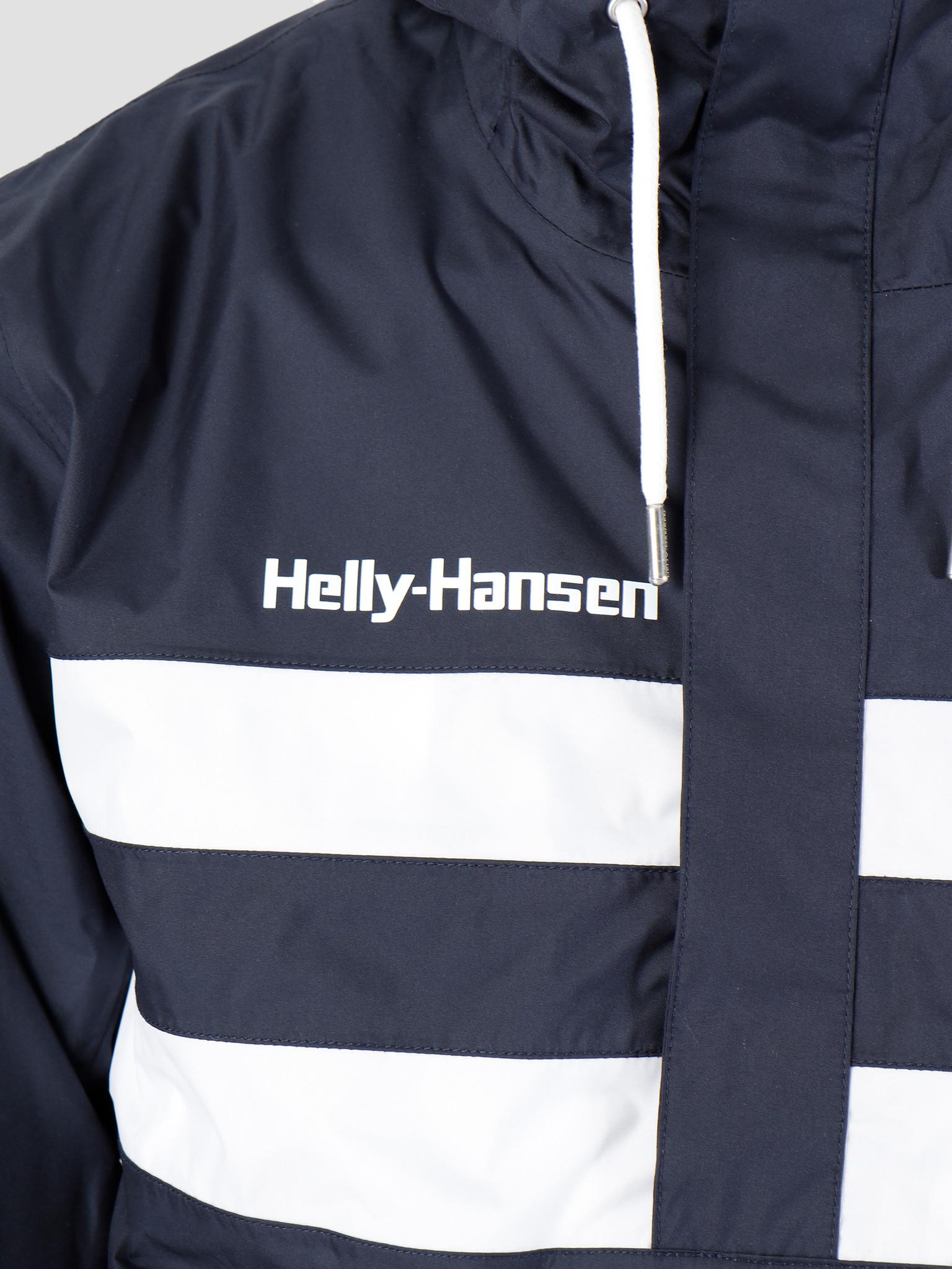 Helly Hansen Helly Hansen HH Heritage Anorak 597 Navy 53286597