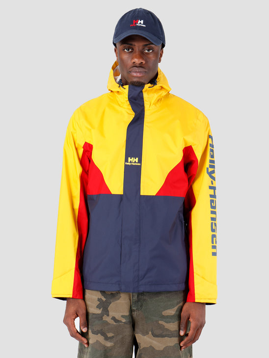 Helly Hansen HH Urban Windbreaker 2.0 344 Essential Yellow 29844344