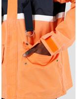 Helly Hansen Helly Hansen HH Salt Heritage Jacket 205 Orange Peel 53234205