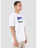Patagonia Patagonia Shop Sticker Responsibili T-Shirt White 39175