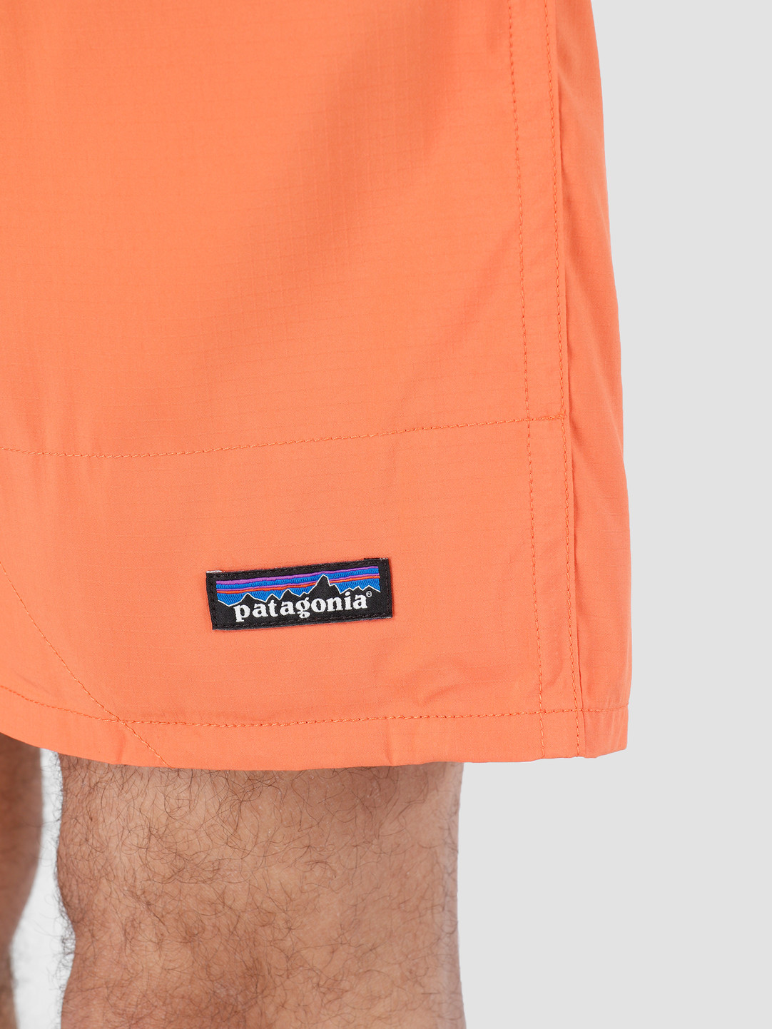 Patagonia Patagonia Baggies Lights Sunset Orange 58046