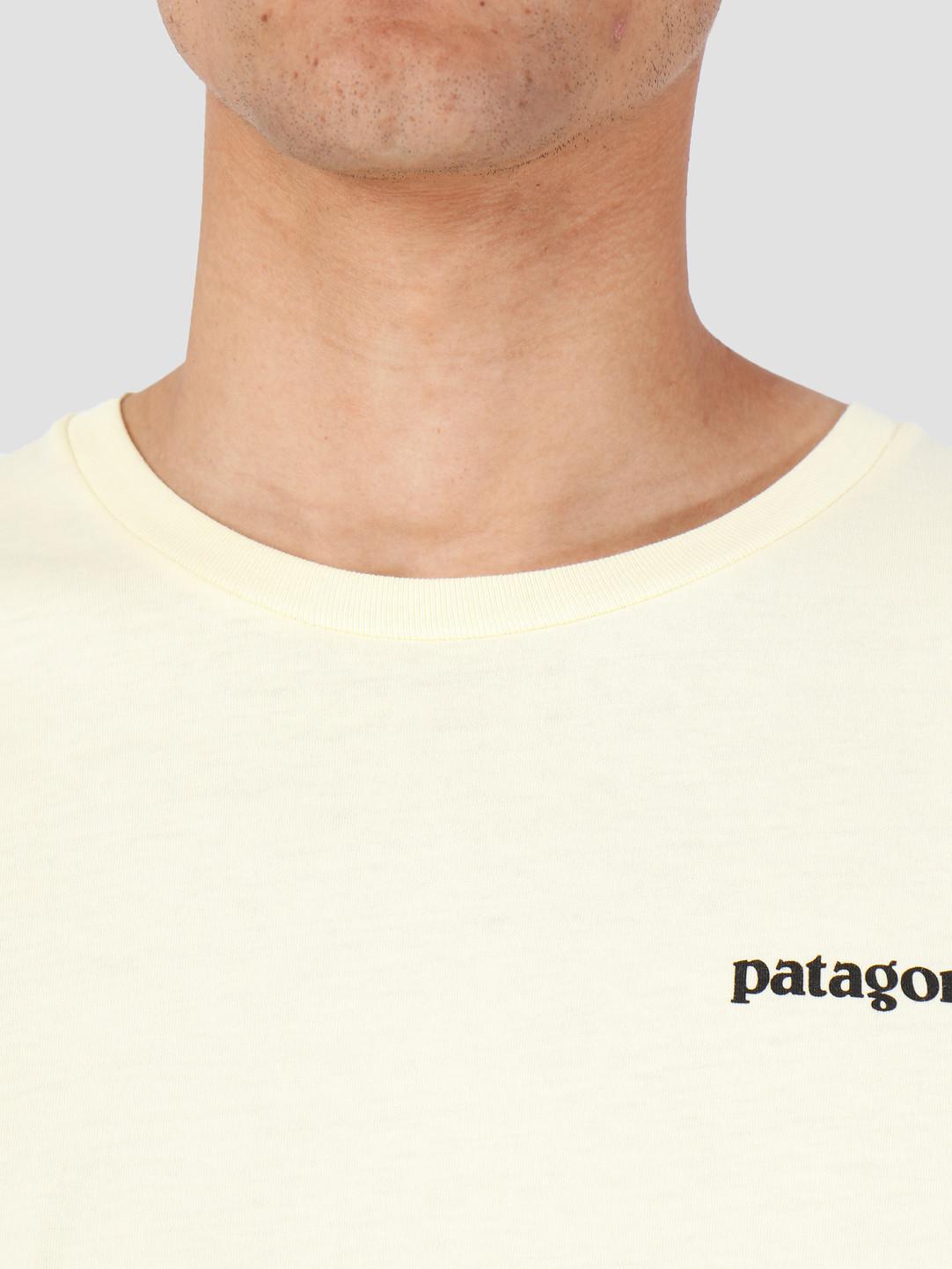Patagonia Patagonia P6 Logo Organic T-Shirt Resin Yellow 39151